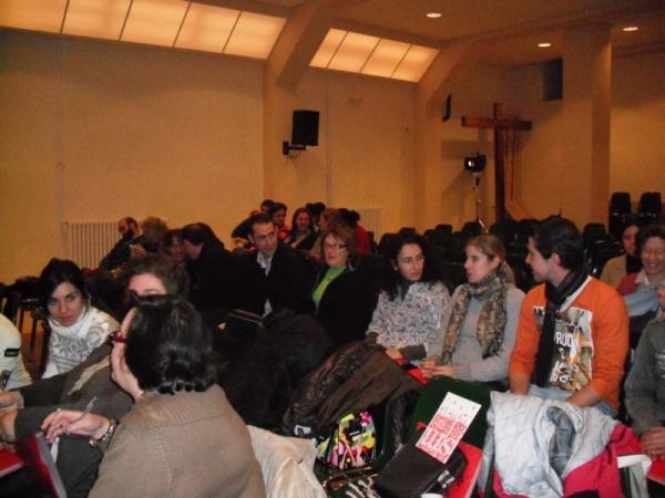 Ponente en el encuentro nacional de tutores de los centros concepcionistas jes s jarque garc a - Concepcionistas escorial ...