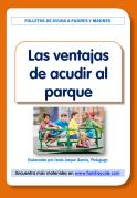 folleto-las-ventajas de acudir-al-parque