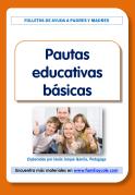 folleto pautas educativas básicas