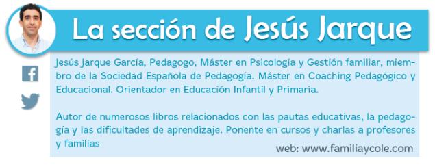 Sección de Pedagogía de Jesús Jarque