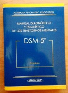 DSM-5 Manual de diagnóstico y estadístico de los trastornos mentales 5