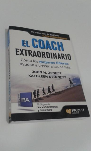 Comentario de Jesús Jarque sobre el libro El coach extraordinario