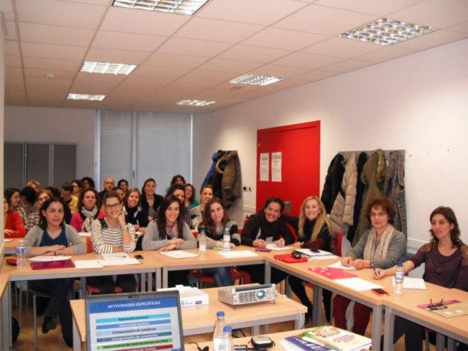 Curso sobre intervención en dificultades habituales de aprendizaje de Jesús Jarque en el CFIE de Valladolid