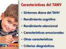 Contenidos módulo 1 del curso on line sobre el trastorno de aprendizaje no verbal