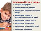 Contenidos módulo 3 del curso on line sobre el trastorno de aprendizaje no verbal