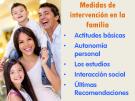 Contenidos módulo 4 del curso on line sobre el trastorno de aprendizaje no verbal