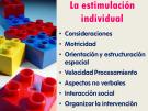Contenidos módulo 5 del curso on line sobre el trastorno de aprendizaje no verbal