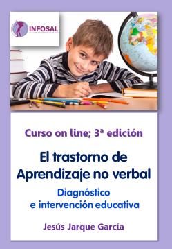 Programa del Curso on line sobre el Trastorno de Aprendizaje No Verbal