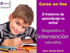 Curso TANV, diagnóstico e intervención educativa, por Jesús Jarque