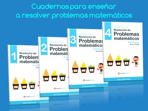 Cuadernos de Resolución de Problemas Matemáticos de Jesús Jarque