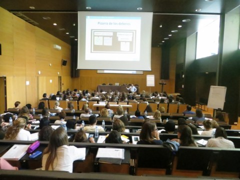 Curso de Jesús Jarque en Barcelona Tengo un alumno con TDAH