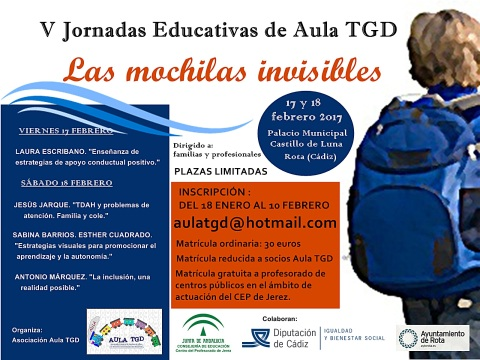 V Jornadas educativas
