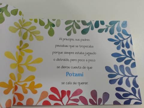 La Historia de Potami, cuento sobre la distonía mioclónica de Jesús Jarque