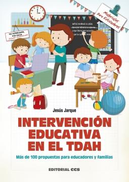 Libro de Jesús Jarque sobre el TDAH