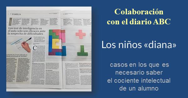 Colaboración de Jesús Jarque con el diario ABC