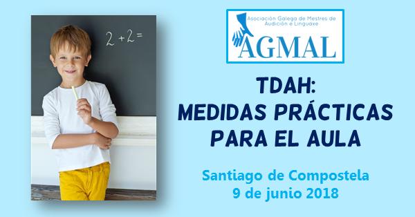 Curso TDAH en Santiago de Compostela de Jesús Jarque