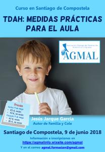 Curso TDAH medidas prácticas para el Aula Santiago de Compostela