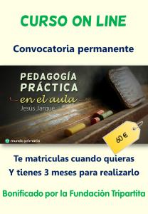Curso pedagogía practica
