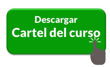 """Cartel del curso de Jesús Jarque """"Tengo un alumno con dificultades de lectura y escritura"""""""
