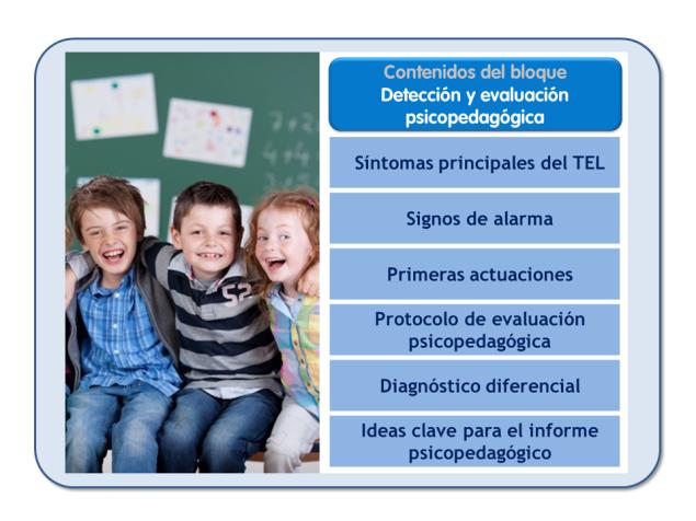 Tengo en clase un alumno con TEL, curso de Jesús Jarque en Murcia