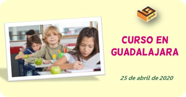 Curso en Guadalajara de Jesús Jarque, sobre dificultades de lectura y escritura
