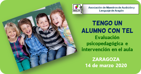 Curso sobre el TEL en Zaragoza impartido por Jesús Jarque