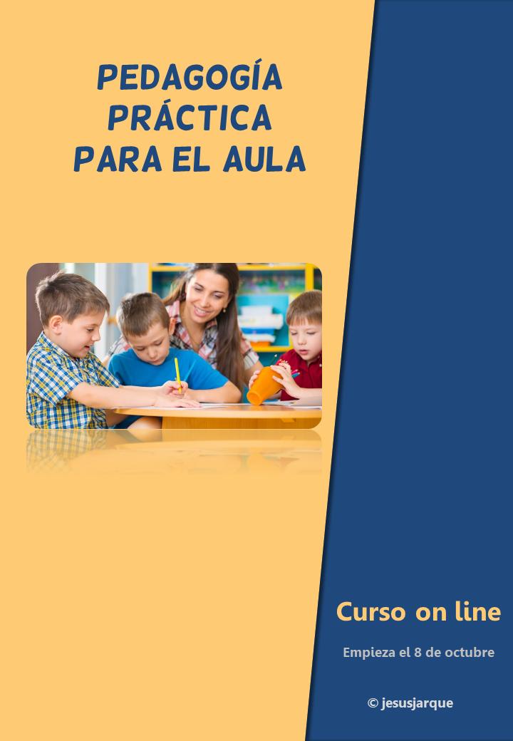 Curso on line, pedagogía práctica para el aula