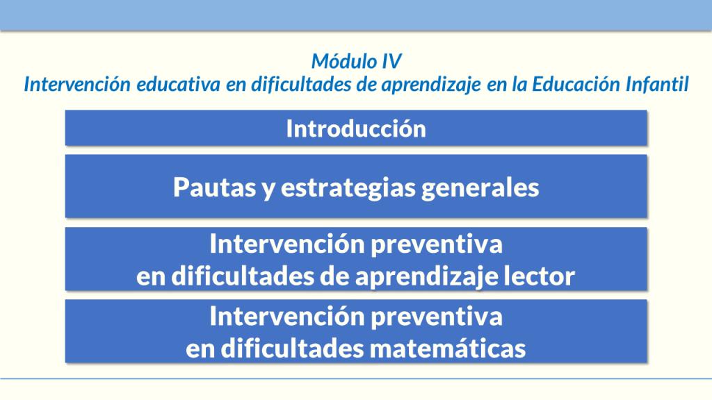 Contenido del Módulo que impartirá Jesús Jarque en el Diplomado Internacional de Dificultades de Aprendizaje organizado por Umbrales Lectoescritura