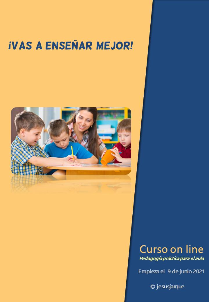 Curso pedagogía práctica para el aula